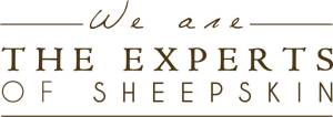 We are the experts of sheepskin