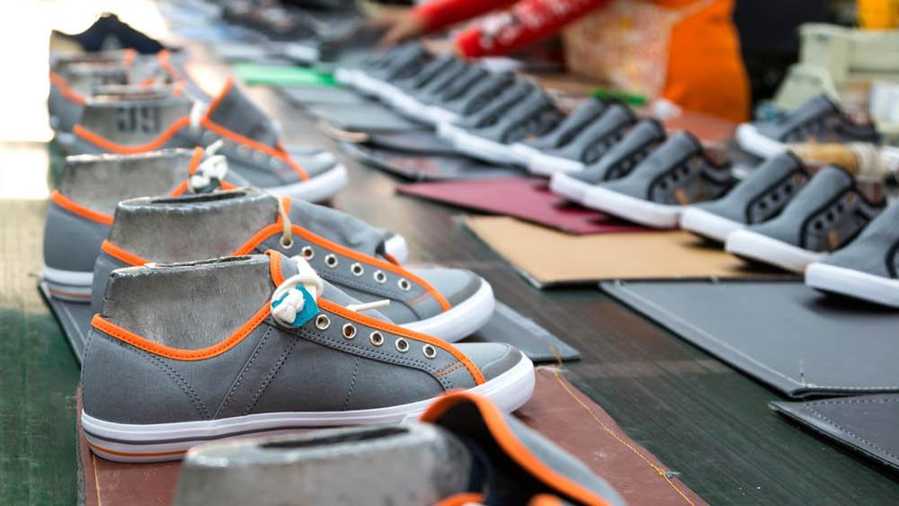 Türkiye'de Deri Sneaker Üretimi