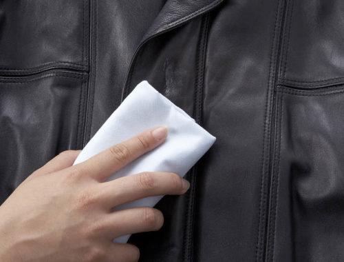 Kürklü Deri Ceket Bakımı
